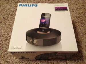 Philips DS1155 Dock for iPhone 5